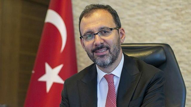 Bakan Kasapoğlu'ndan Ranger - Galatasaray maçı müjdesi