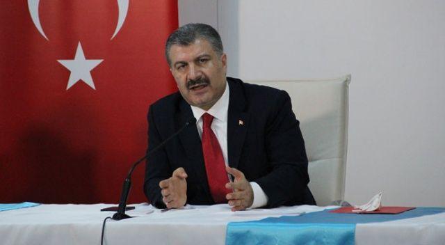 Bakan Koca'da Ankara'daki şiddet olayı ile ilgili açıklama