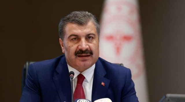 Sağlık Bakanı Koca son hafta en çok ve en az olan şehirleri açıkladı