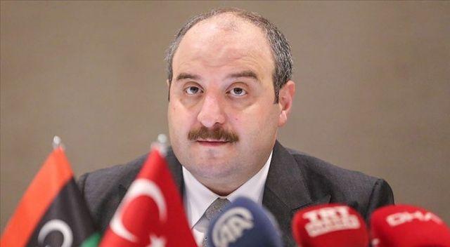 Bakan Varank: Türk sanayisinin gücünü yerinde görmek isteyenlere Gaziantep OSB'nin kapıları açık