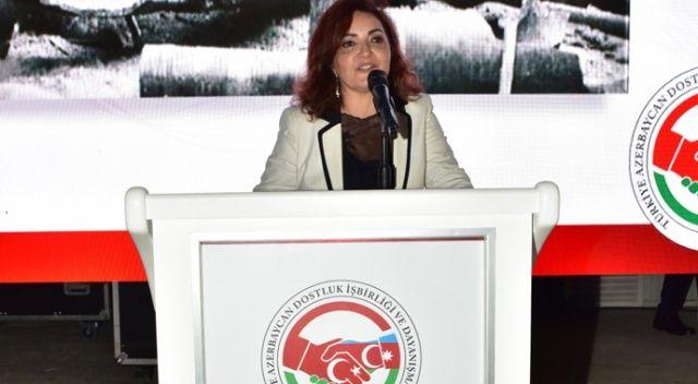 Bakü'nün kurtuluşunun 102. yıl dönümü İstanbul'da kutlandı