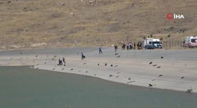 Balık tutarken gölete düşen çocuk boğuldu