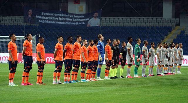 Başakşehir ile Galatasaray 25. randevuda