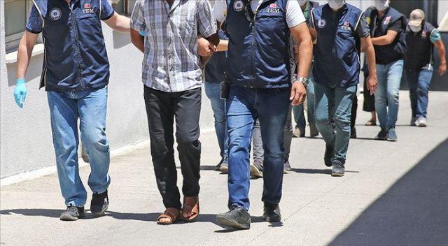 Başkente DEAŞ operasyonu:16 gözaltı