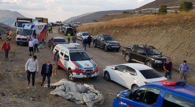 Bayburt-Erzurum karayolu üzerindeki Kop tüneli inşaatında patlama: 11 yaralı