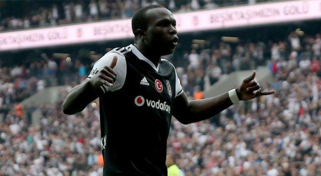 Beşiktaş, Vincent Aboubakar'ın lisansını çıkardı