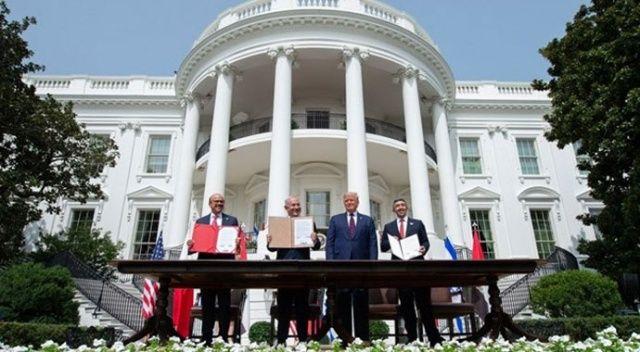 Beyaz Saray, 5 ülkenin daha İsrail'le ilişkilerini normalleştirmeyi düşündüğünü açıkladı