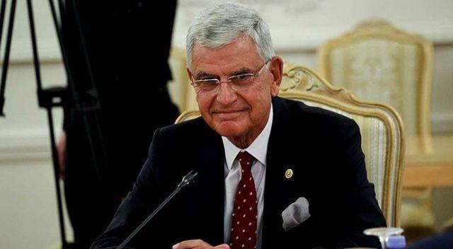BM 75. Genel Kurul Başkanlığına seçilen Volkan Bozkır görevini bugün devralıyor