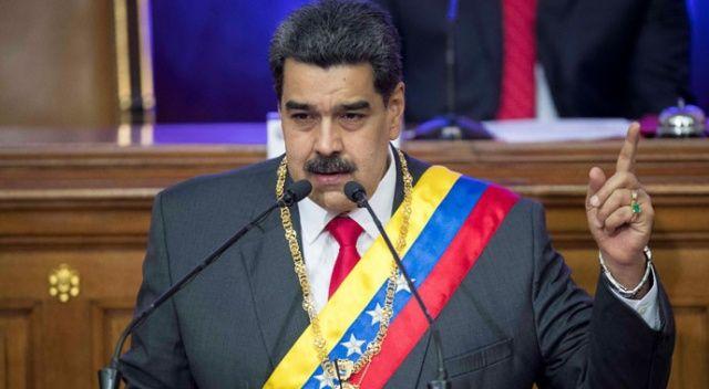 """BM'den Maduro'ya ağır suçlama: """"İnsanlığa karşı suç işlendi"""""""