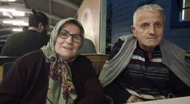 Bursa'da korkunç kaza! Yaşlı çifti ölüm ayırdı