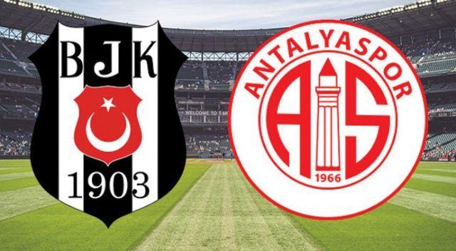 CANLI İZLE: Beşiktaş 1-1 Antalyaspor şifresiz canlı anlatım İzlee | BJK, Antalya maçı skoru kaç kaç? (beIN Sports CANLI)