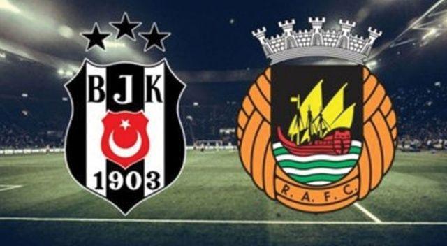 CANLI İZLE: Beşiktaş 1-1 Rio Ave şifresiz canlı anlatım İZLE (BJK Rio Ave maçı skoru kaç kaç?)