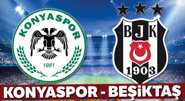 Konyaspor 4-1 Beşiktaş (Maç sonucu)