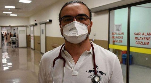Covid-19'u yenen doktor Silcan: Ağrılar yüzünden bağırıp çığlık attığım oldu