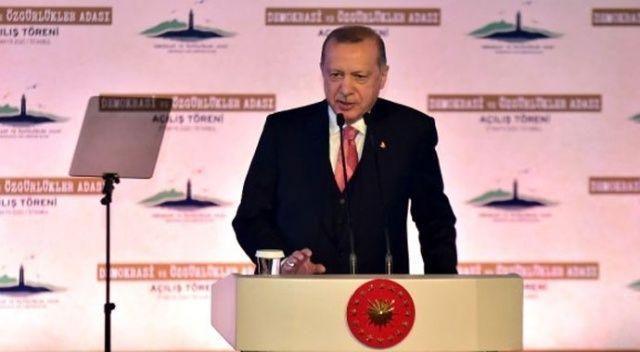 Cumhurbaşkanı Erdoğan, 12 Eylül'de Yassıada'ya gidecek
