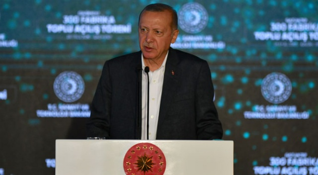 Cumhurbaşkanı Erdoğan: Amaçları ülkeyi bataklığa saplamak