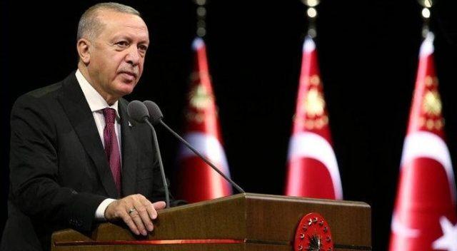 Cumhurbaşkanı Erdoğan: İşgali bitirmenin artık vakti geldi