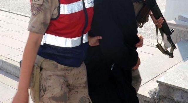 DEAŞ'lı terörist Türkiye'ye geçmeye çalışırken yakalandı