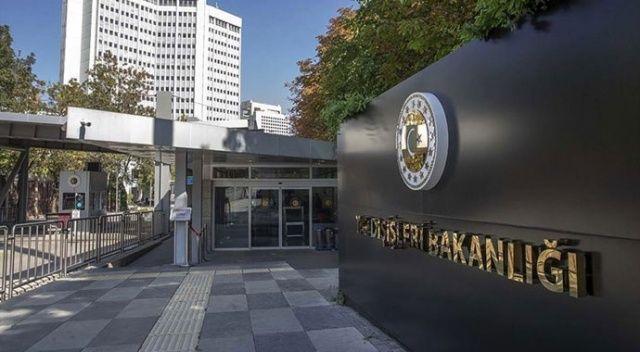 Dışişleri Bakanlığı: Arap Ligi toplantısında ülkemizle ilgili alınan kararları tümüyle reddediyoruz