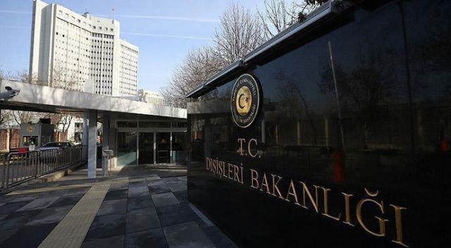 Dışişleri: Tatar Türk Toplumunun baskı altına alınması esef verici