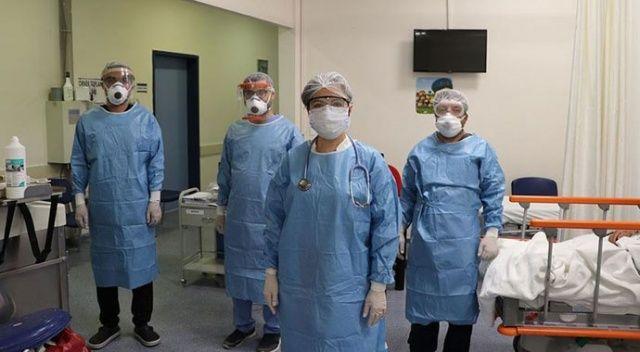 Dr. Öğretim Üyesi Oskay: Acil servisin içi 'bana virüs bulaşmaz' diyen insanlarla dolu