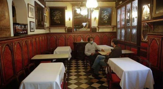 Dünyanın en eski restoranı zorda