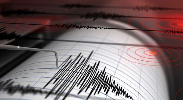 Ege Denizi'nde 4,6 büyüklüğünde deprem