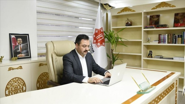 Elbistan Belediye Başkanı Gürbüz'ün Covid-19 testi pozitif çıktı