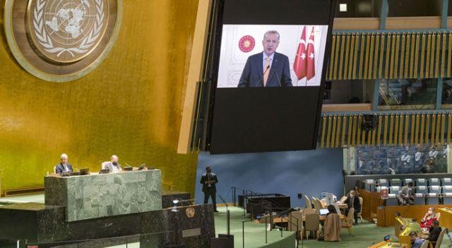 Erdoğan'dan çözüm teklifi: Akdeniz ihtilafı için konferans yapalım