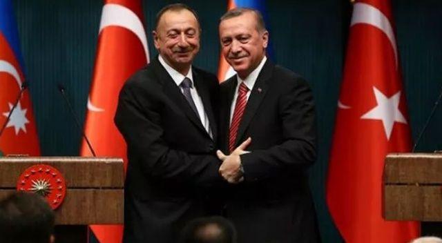 Erdoğan ve Aliyev  telefonda görüştü: Her zaman yanınızda olacağız