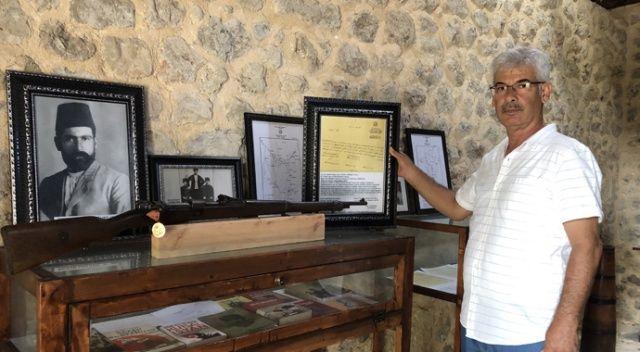 Ermenilerin zulmü telgrafta ortaya çıktı