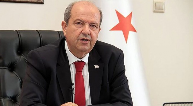 Ersin Tatar: Kıbrıs, Türkiye ile daha güçlü
