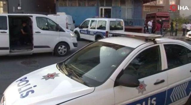 Evi soymaya çalışan hırsızlar yaşlı kadını vurdu