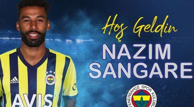Fenerbahçe transferi açıkladı! Sangare Fenerbahçe'de