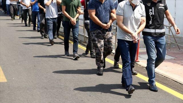 FETÖ'den gözaltına alınan 131 şüpheliden 94'ü tutuklandı