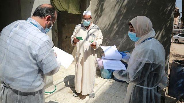 Filistin'de Covid-19 vaka sayısı 44 bini aştı
