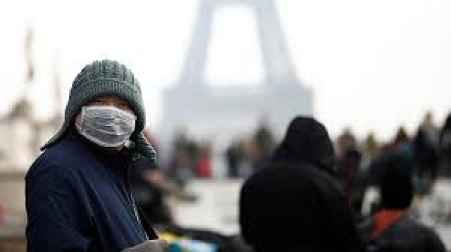 Fransa'da son 24 saatte 9 bin 784 korona virüs vakası