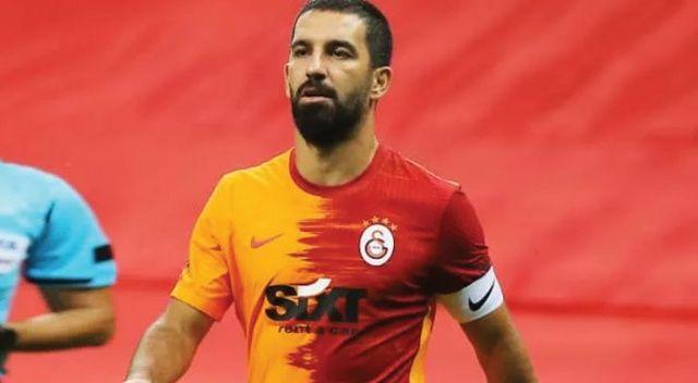 Galatasaray'da Rangers maçı öncesi Arda Turan şoku!