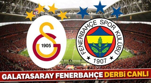 Galatasaray Fenerbahçe CANLI İzle | GS FB Şifresiz izle bein sports (GS FB şifresiz veren yabancı kanallar İZLEe)