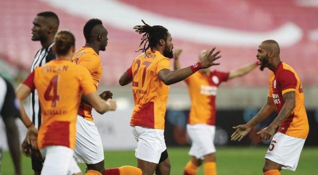 Galatasaray, UEFA Avrupa Ligi'nde Neftçi Bakü'yü 3-1 yendi