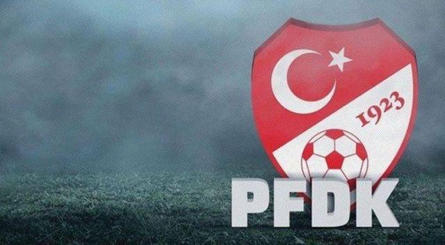 Galatasaray ve Trabzonspor Başkanı Ağaoğlu PFDK'ya sevk edildi