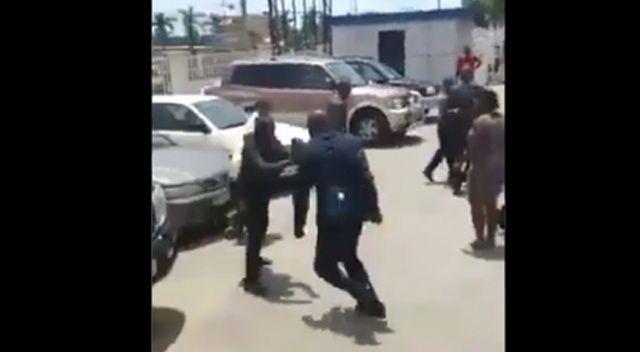 Gine Cumhurbaşkanına ait olduğu iddia edilen görüntülerin 2016'da çekildiği ortaya çıktı