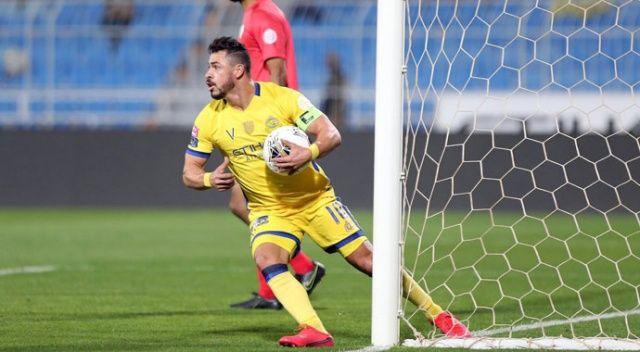 Giuliano, Al Nassr'a veda etti
