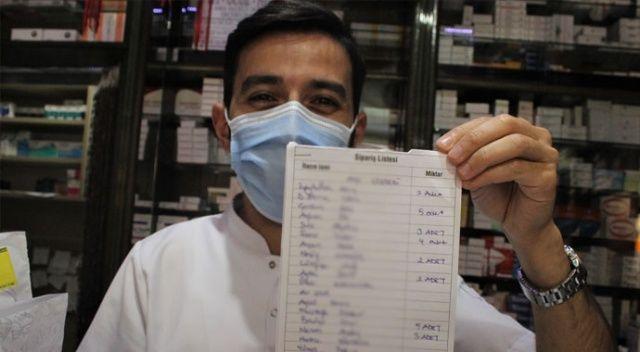 Grip aşısı için sıraya girdiler