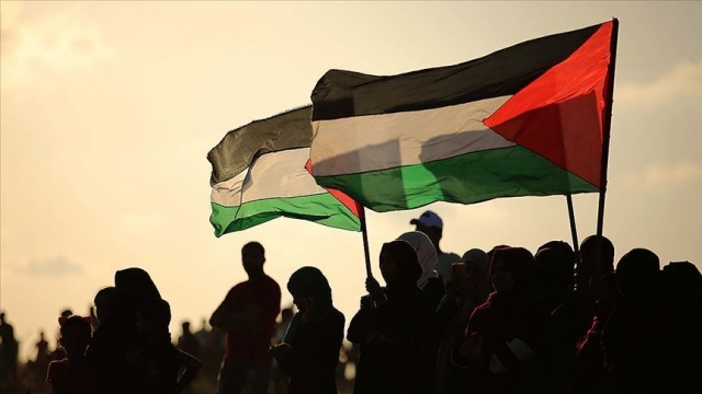 Hamas ve Filistin Kurtuluş Cephesi, Filistin davasının sorunlarını görüştü