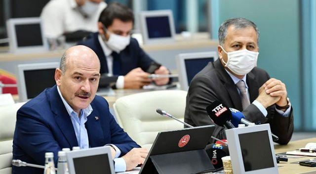 İçişleri Bakanı Soylu: İstanbul'da tüm toplanma alanlarında tatbikat yapacağız
