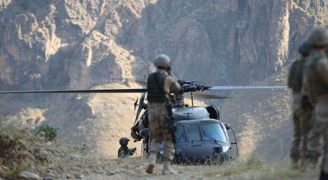 İçişleri Bakanlığı açıkladı: 2 terörist etkisiz hale getirildi