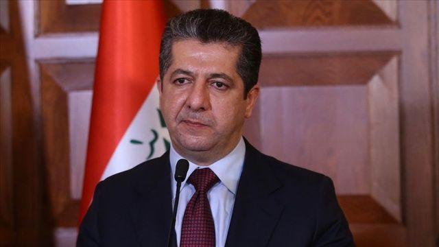 IKBY Başbakanı Barzani'den 'Kerkük Araplaştırılıyor' iddiası