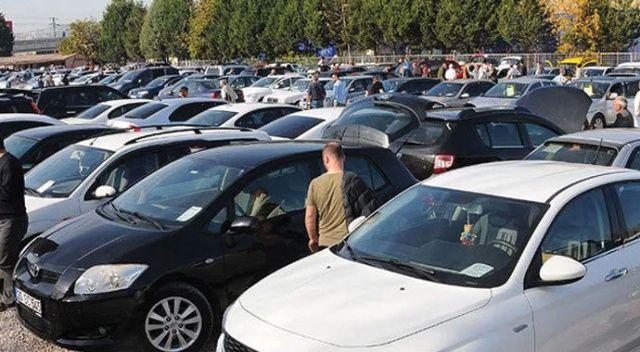 İkinci el araçlarda fiyatlar yükselmeye devam ediyor