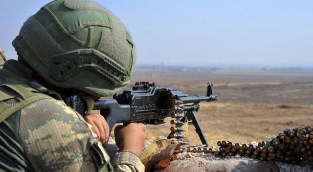 Irak kuzeyinde 2 PKK'lı etkisiz hale getirildi
